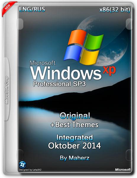 Windows xp sp3 скачать iso торрент.
